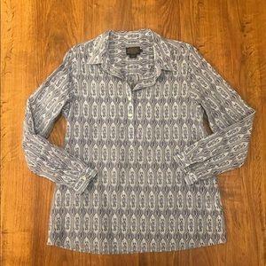 Pendleton blouse